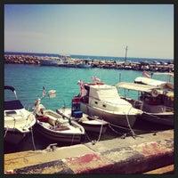 Photo taken at Bogazi by Arzu A. on 5/5/2013