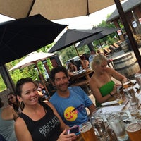 Photo taken at 10 Barrel Brewing Company by Stephanie W. on 8/3/2014
