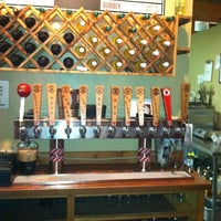Photo taken at Migration Brewing by Stephanie W. on 12/20/2012