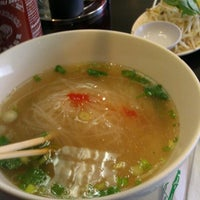 Photo taken at Pho Saigon Noodle & Grill by Jessica A. on 8/9/2013
