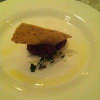 Photo taken at Saffron Fusion Restaurant by Ana Flavia S. on 12/31/2013