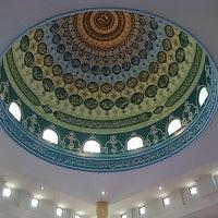 Photo taken at Masjid Baitul Musthafa by mzdew on 6/16/2013