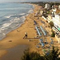 Foto scattata a Spiaggia di Sperlonga da Massimo il 10/18/2014