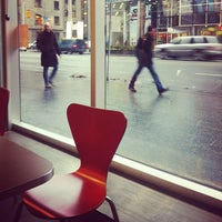 Photo taken at Tim Hortons by Elton P. on 1/11/2013