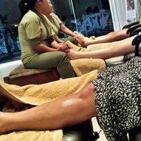 Photo taken at RC Spa by Gulnaz N. on 10/25/2014