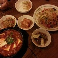 Photo taken at Kimchi by 남지은 K. on 3/10/2013