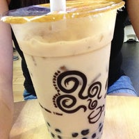 Photo taken at Gong Cha 贡茶 by Yvonne M. on 6/15/2013