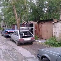 Photo taken at Гаражи by Vladimir V. on 6/16/2013