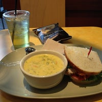 Photo taken at Panera Bread by Danny P. on 3/2/2013
