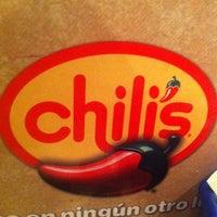 Foto tomada en Chili's Morelia por Esau P. el 10/21/2012