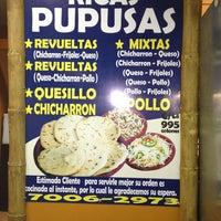 Photo taken at Al Paseo Rey De Las Pupusas by Jimmy C. on 5/17/2013