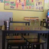 Photo taken at Restoran Ayam Penyet Jawa by My E. on 5/13/2013