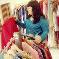 Photo taken at jenahara riamiranda boutique by Bokenx s. on 7/25/2014