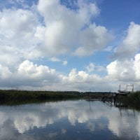 Photo taken at Little Ogeechee River by Dave M. on 9/6/2014