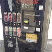 Photo taken at Coke Machine by Dave M. on 6/28/2013