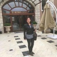Photo taken at Bushi Resort & Spa by Ayçin A. on 11/3/2017