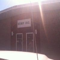 Photo taken at Kemp by Michael P. on 3/27/2013