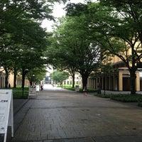 Photo taken at Aoyama Gakuin Univ. Sagamihara Campus by Toraneko P. on 7/5/2013