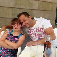 Photo taken at El Café De Lagun by Victoria M. on 7/8/2014