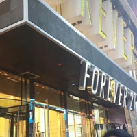 Photo taken at Forever 21 by Thainá on 4/26/2014