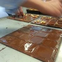 8/28/2013 tarihinde Pam D.ziyaretçi tarafından Chocolatier Laurent Gerbaud'de çekilen fotoğraf