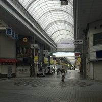 Photo taken at 帯屋町 壱番街 by Sayaka J. on 8/25/2016