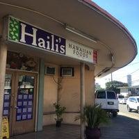 Photo taken at Haili's Hawaiian Foods by Sayaka J. on 8/4/2017