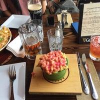 Photo taken at Passage Irish Bar & Kitchen by Nicole A. on 4/2/2017