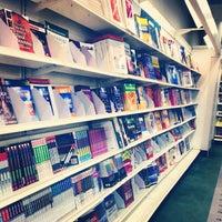 Photo taken at Jarir Bookstore by Dr.Amr Al-Asmari on 4/20/2013