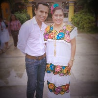 Photo taken at Iglesia de Guadalupe by Joshua W. on 12/4/2015