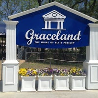 Photo taken at Graceland by Sigalle B. on 4/13/2013