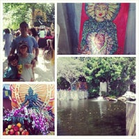 Photo taken at Ichimura Miami Japanese Garden by Kike P. on 4/6/2014