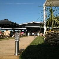 Photo taken at Mango Beach Bar by Barbara s. on 4/28/2013