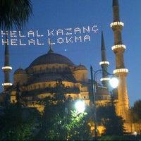 7/23/2013 tarihinde Basak C.ziyaretçi tarafından Sultanahmet'de çekilen fotoğraf