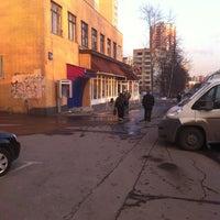 Photo taken at Продмаг 56 by Роман Х. on 4/9/2013