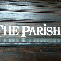 7/1/2013 tarihinde Sarah R.ziyaretçi tarafından The Parish'de çekilen fotoğraf
