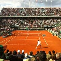 Photo prise au Stade Roland Garros par Thibault d. le6/2/2013