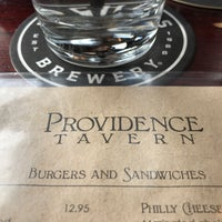 Photo taken at Providence Tavern by Pierre I. on 11/6/2017