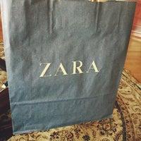Photo taken at Zara by Naira on 7/12/2013
