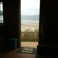 Photo taken at Patos Surf Galicia by Patos E. on 6/8/2013