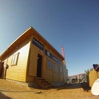 Photo taken at Patos Surf Galicia by Patos E. on 4/7/2013