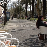 Photo taken at Avenida da Liberdade by Carlos M. on 3/15/2013