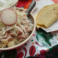 Photo taken at Don Chuy: Birria y Pozole by Bela P. on 9/16/2015