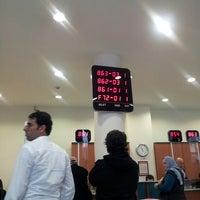 Photo taken at Ziraat Bankası by Osman E. on 4/1/2013
