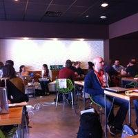 Photo taken at Café Gumroad by Joel P. on 3/10/2013