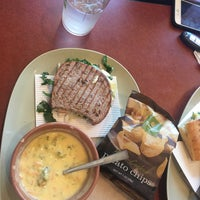 Photo taken at Panera Bread by Didem İ. on 6/1/2017