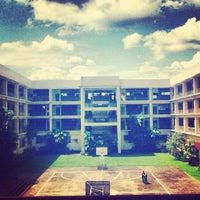 Photo taken at Cebu Institute of Technology - University by Kevin Ray C. on 10/31/2012