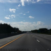 Photo taken at Florida's Turnpike & Glades Rd by Sarah D. on 2/10/2014