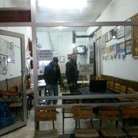 Photo taken at Emek Çayevi by Abdullah D. on 2/17/2014
