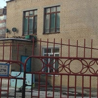 Photo taken at Детский сад №270 by Svetlana S. on 3/4/2014